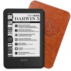 ONYX BOOX DARWIN 5 Электронная книга (чёрная, Carta, Android, MOON Light+, Wi-Fi, 8 Гб)