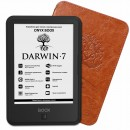 ONYX BOOX DARWIN 7 Электронная книга (чёрная, Carta Plus, Android, MOON Light 2, Wi-Fi, 8 ГБ)