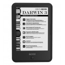 ONYX BOOX DARWIN 3 (чёрная, Carta, SNOW Field, Android, MOON Light, Wi-Fi, 8 Гб) -Электронная книга
