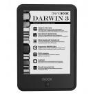ONYX BOOX DARWIN 3 (чёрная, Carta, SNOW Field, Android, MOON Light, Wi-Fi, 8 Гб) -Электронная книга