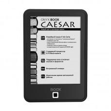 ONYX BOOX CAESAR 2 (темно-серая, Carta, SNOW Field, Android, MOON Light, 8 Гб) Электронная книга