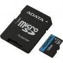 ADATA Premier AUSDX128GUICL10A1-RA1 MicroSDXC карта 128 Гб A1, V10, UHS-I, Class 10