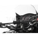 SW-Motech QUICK-LOCK GPS Mount Crossbar Ударопрочное быстросъемное крепление на кроссбар